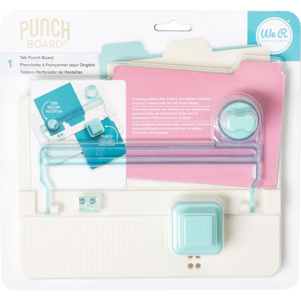 Tab Punch Board