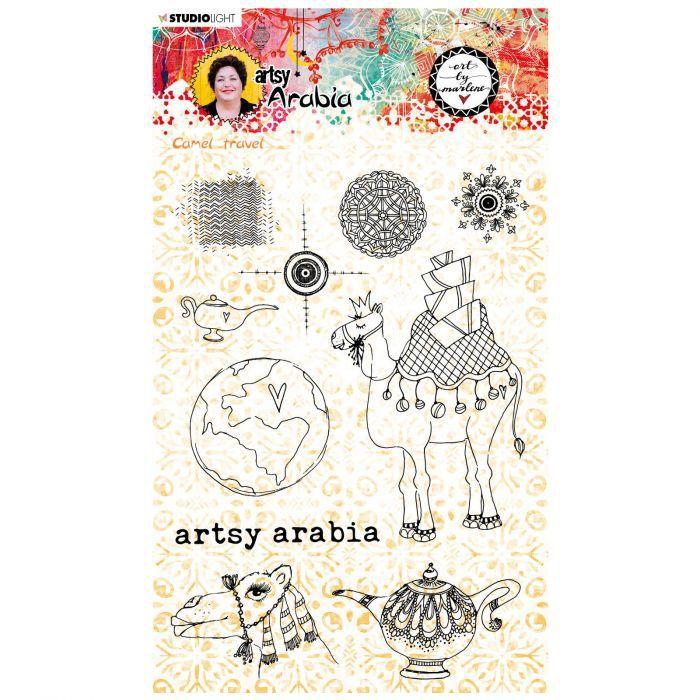 Tampon Artsy Arabia N°60