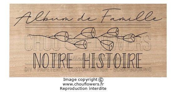 TAMPON BOIS - Album de Famille