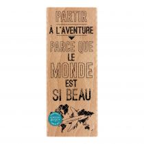 TAMPON BOIS - Beau Monde