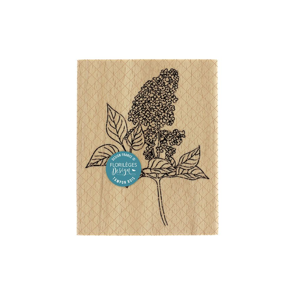 TAMPON BOIS - Parfum De Lilas