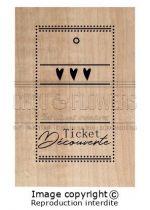 TAMPON BOIS - Ticket Découverte