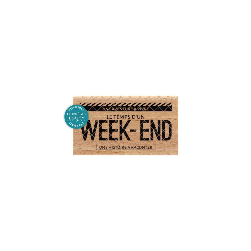 TAMPON BOIS - Week-End