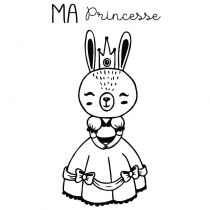 TAMPON BOIS G Ma Princesse