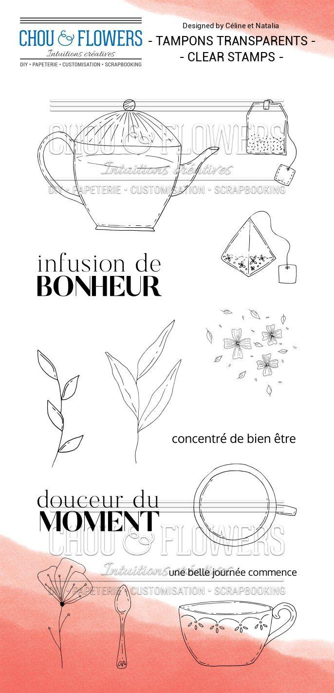TAMPON CLEAR INFUSION DE BONHEUR