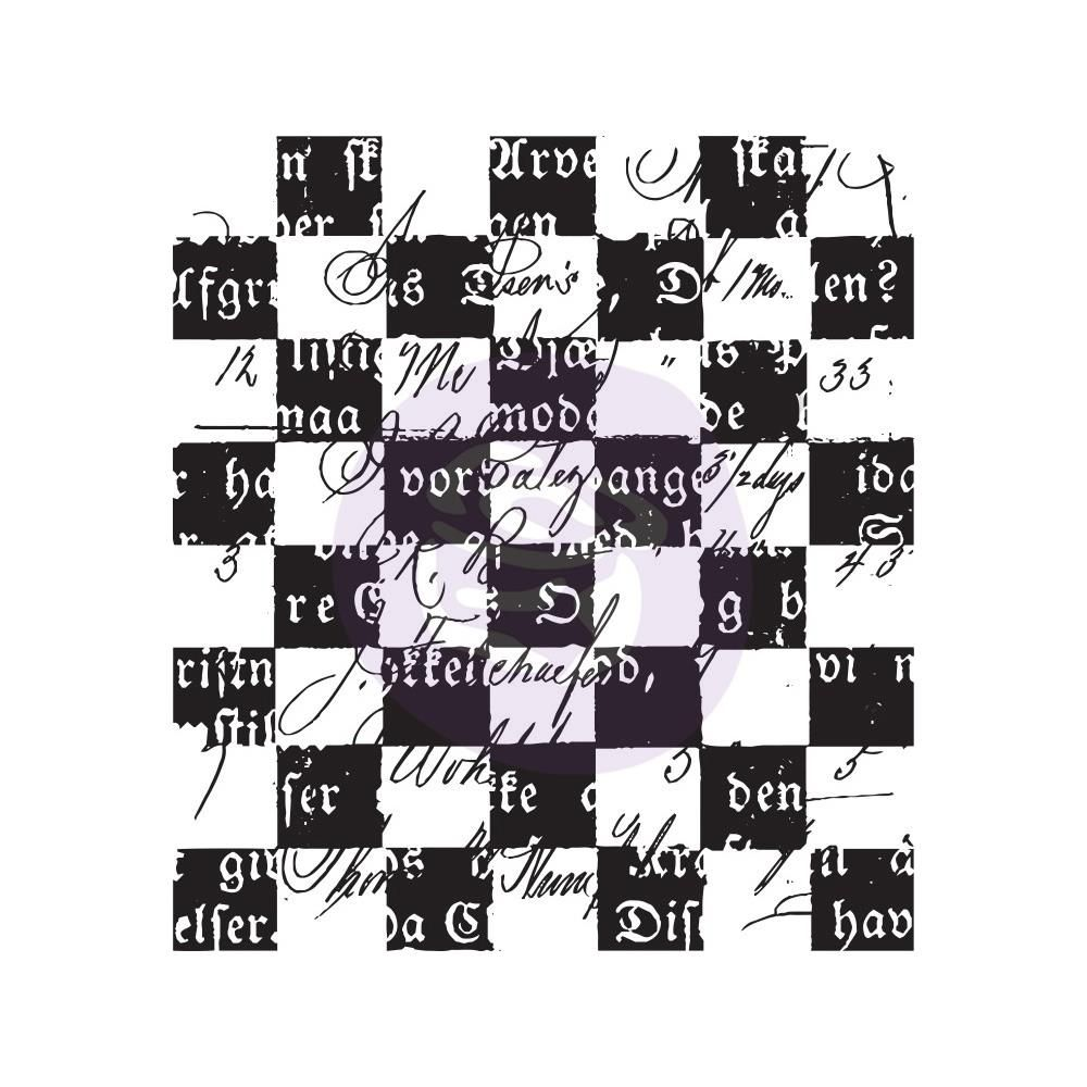 TAMPON TRANSPARENT - Checkered Texts