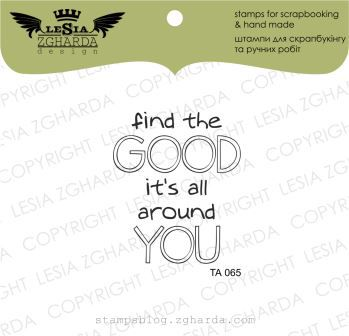 TAMPON TRANSPARENT - Find the Good...