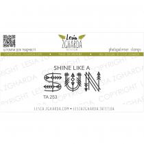 TAMPON TRANSPARENT - Shine Like a Sun