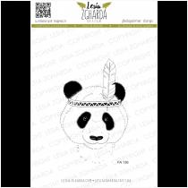 TAMPON TRANSPARENT - Tribal Panda-Boy