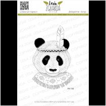 TAMPON TRANSPARENT - Tribal Panda-Girl