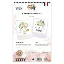 Tampons clear MOMENT BONHEUR