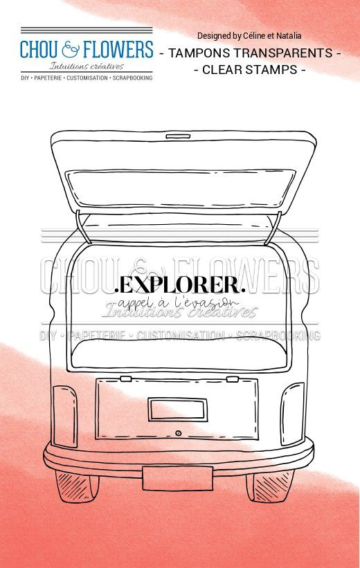 TAMPONS TRANSPARENTS - Explorer