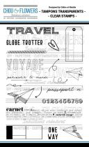 TAMPONS TRANSPARENTS - Globe Trotter