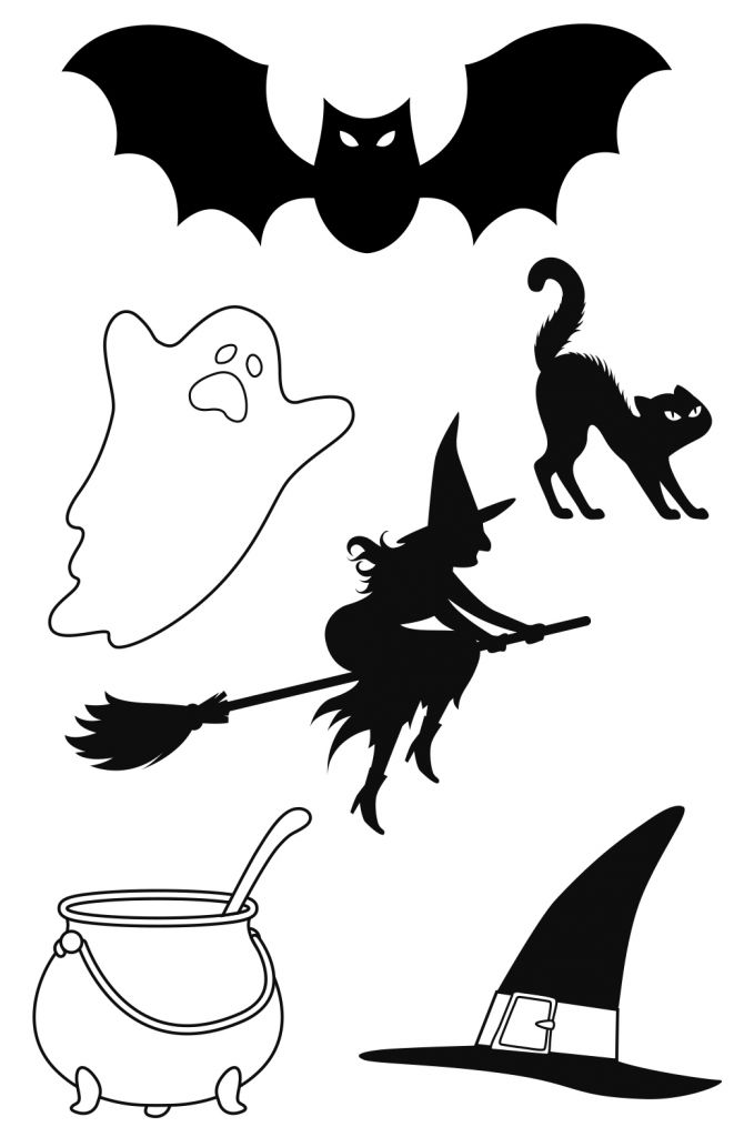 TAMPONS TRANSPARENTS - Halloween Boo