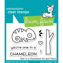 TAMPONS TRANSPARENTS - One in a Chameleon