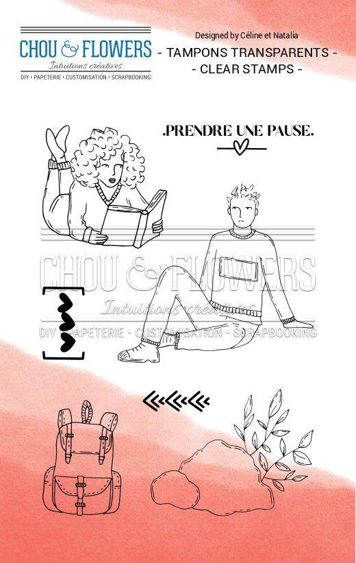 TAMPONS TRANSPARENTS - Prendre une Pause