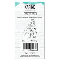 TAMPONS TRANSPARENTS CARNET DE ROUTE - Arrêt sur Image