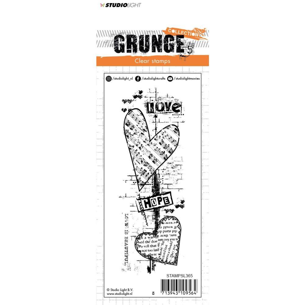 TAMPONS TRANSPARENTS GRUNGE - Love