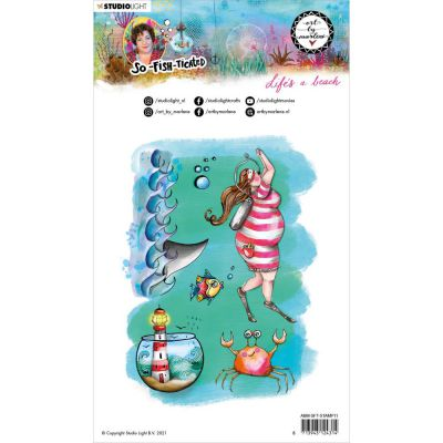 TAMPONS TRANSPARENTS Life\'s A Beach Marlene n°11