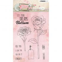 TAMPONS TRANSPARENTS LOVELY MOMENTS - Let Your Dreams Blossom