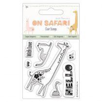 TAMPONS TRANSPARENTS ON SAFARI - Girafe