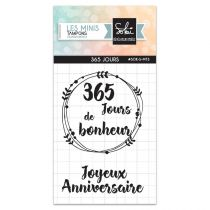 TAMPONS TRANSPARENTS SO\'SPECIAL - 365 jours