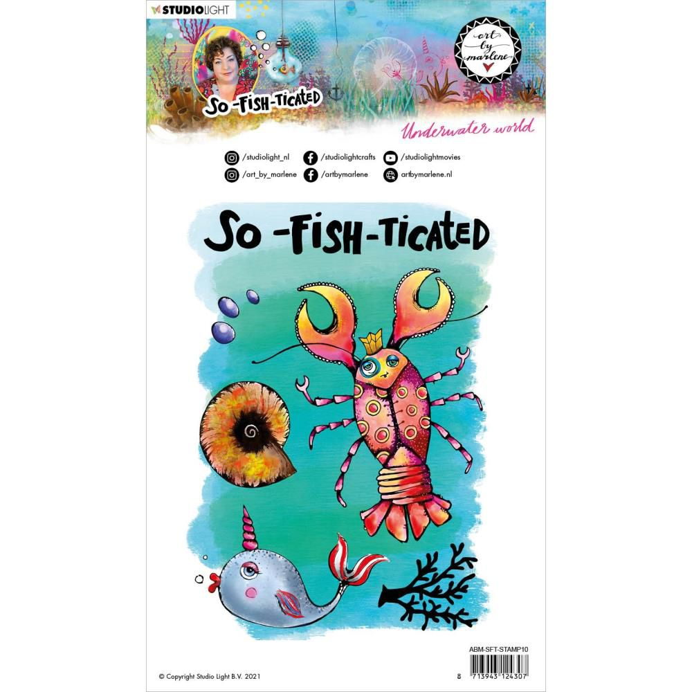 TAMPONS TRANSPARENTS Underwater World Marlene n°10