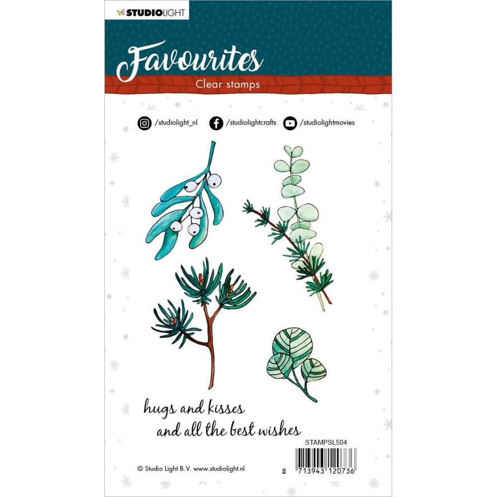 TAMPONS TRANSPARENTS Winter\'s Favourites N°504