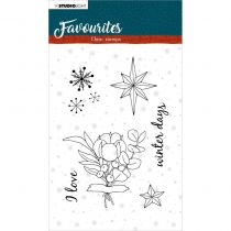 TAMPONS TRANSPARENTS Winter\'s Favourites N°505