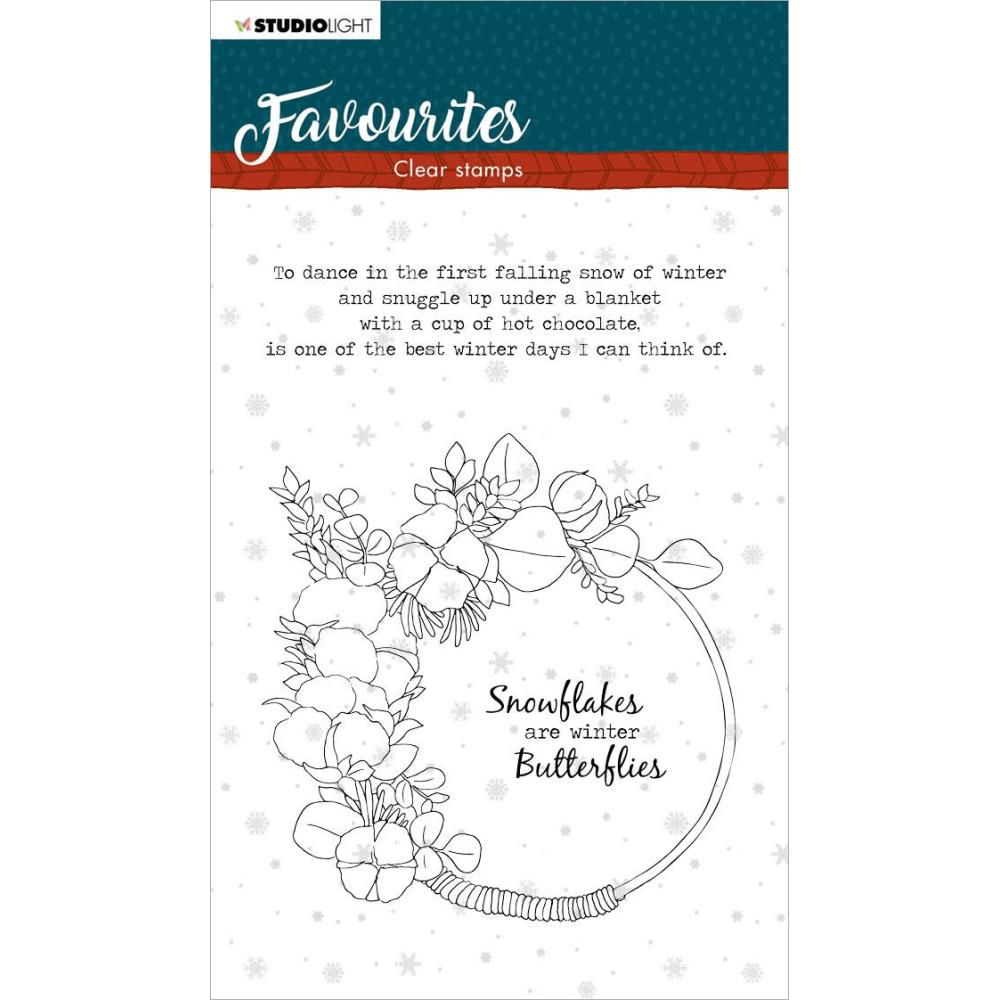 TAMPONS TRANSPARENTS Winter\'s Favourites N°506