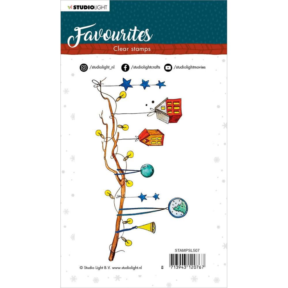 TAMPONS TRANSPARENTS Winter\'s Favourites N°507