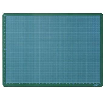 Tapis de coupe A4 22 x 30 cm - Vert