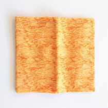 TISSU DIVERS 159 - ORANGE - 45 X 53 CM