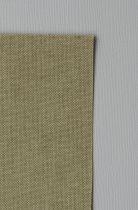 Toile coton adhésive 300x300 mm beige et lin