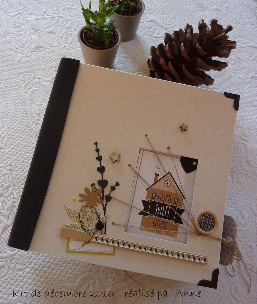 TUTORIEL ALBUM SEPTEMBRE 2016 PAR ANNE