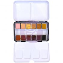 Watercolor Confections Watercolor Pans Complexion