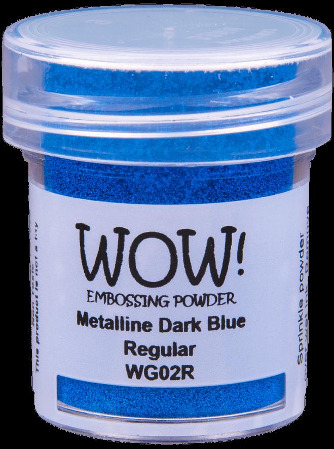 WG02 Dark Blue - Jar Size:15ml Jar