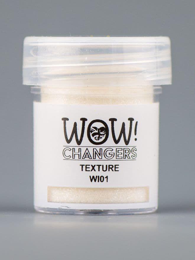WI01 Changers - Texture - Jar Size:15ml Jar