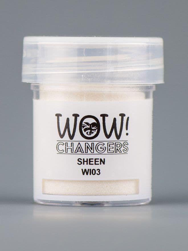 WI03 Changers - Sheen - Jar Size:15ml Jar