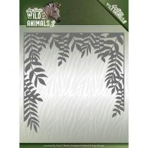 WILD ANIMALS 2 CUTTING DIE - Jungle Frame
