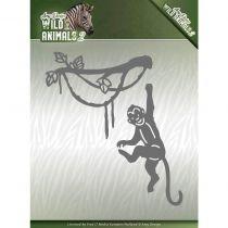 WILD ANIMALS 2 CUTTING DIE - Spider Monkey