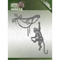 WILD ANIMALS 2 CUTTING DIE - Spider Monkey