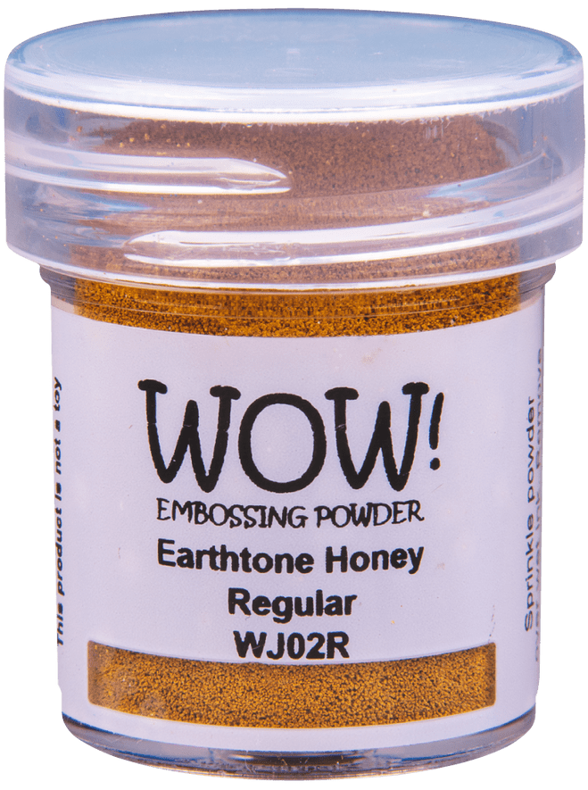WJ02 Honey - Jar Size:15ml Jar