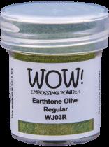 WJ03 Olive - Jar Size:15ml Jar