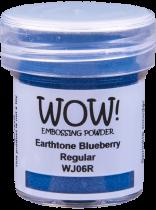 WJ06 Blueberry - Jar Size:15ml Jar
