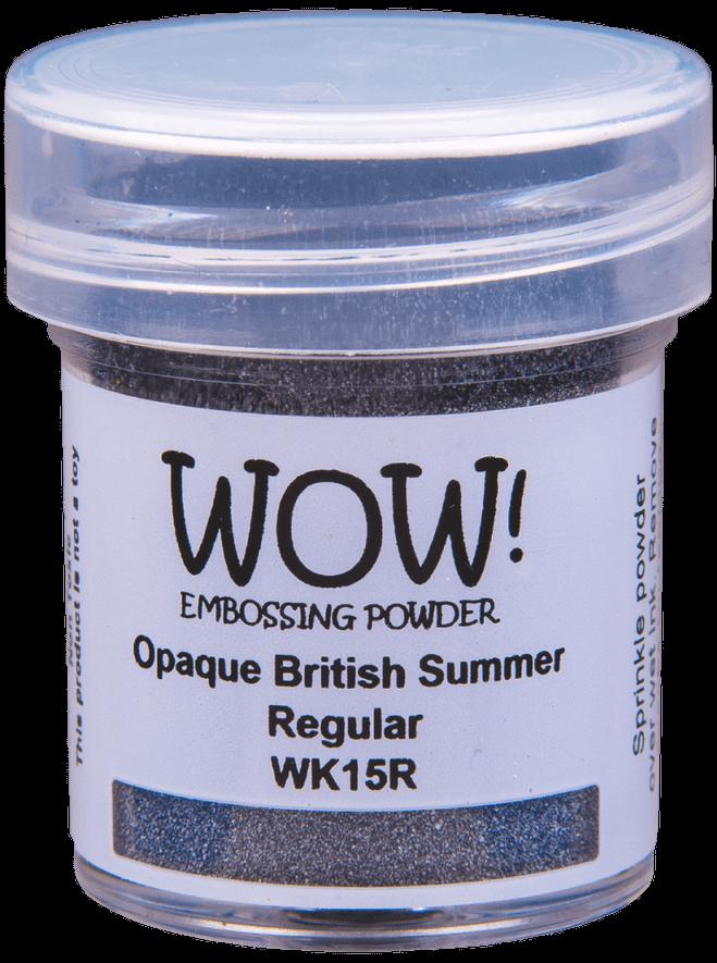 WK15 British Summer - Jar Size:15ml Jar
