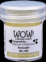 WL15 Avocado - Jar Size:15ml Jar