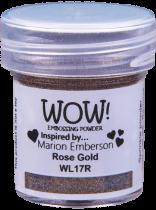 WL17 Rose Gold - Jar Size:15ml Jar