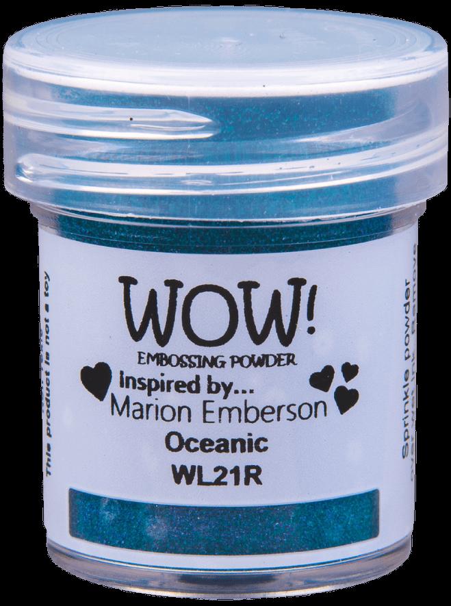 WL21 Oceanic - Jar Size:15ml Jar